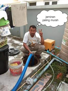 sedot wc surabaya barat murah