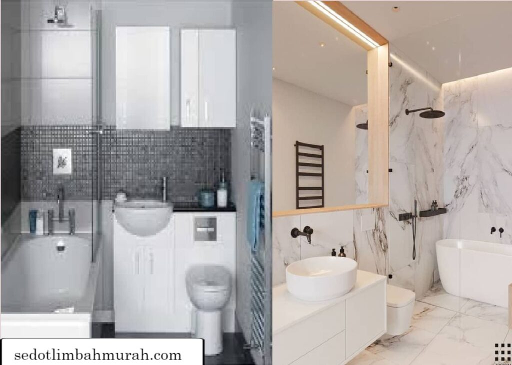 kamar mandi apartemen