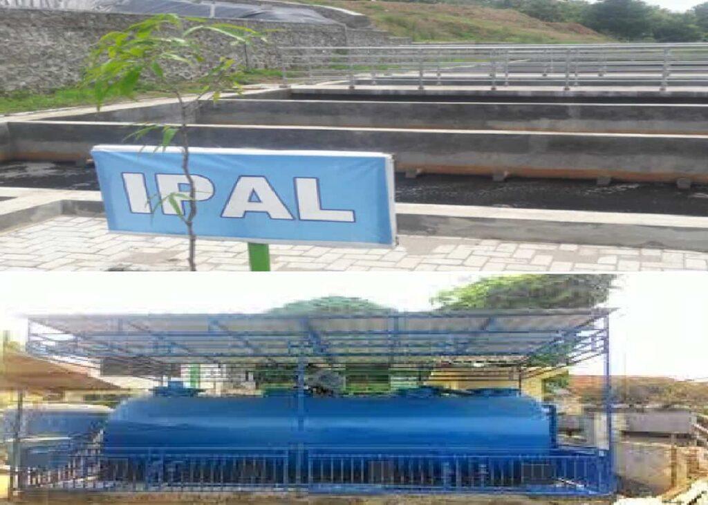 Instalasi Pengolahan Air Limbah (IPAL) Komunal