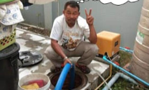 sedot WC Medan Belawan